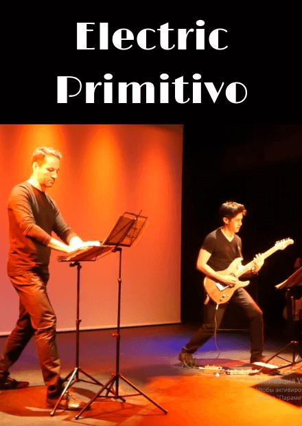 """Ансамбль """"Electric Primitivo"""""""