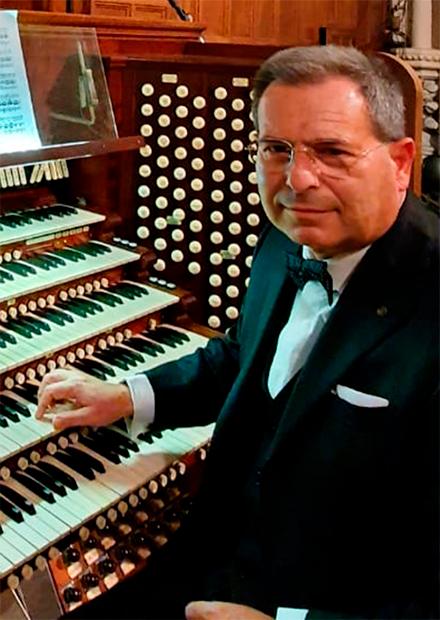 Музыка соборов мира: Марко Д'Авола (орган, Италия)