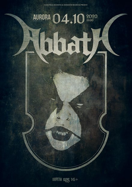 Abbath (Norway), Санкт-Петербург