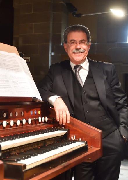 Хуан Парадель Соле, орган (Ватикан)