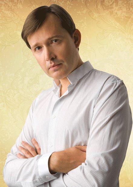Олег Погудин с программой «Je chante»