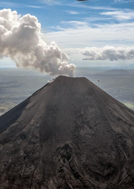 Вулканы, или О чем говорит планета