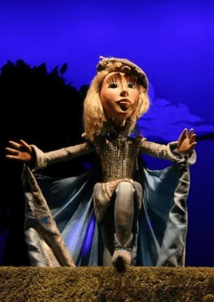 Золушка. Детский сказочный театр