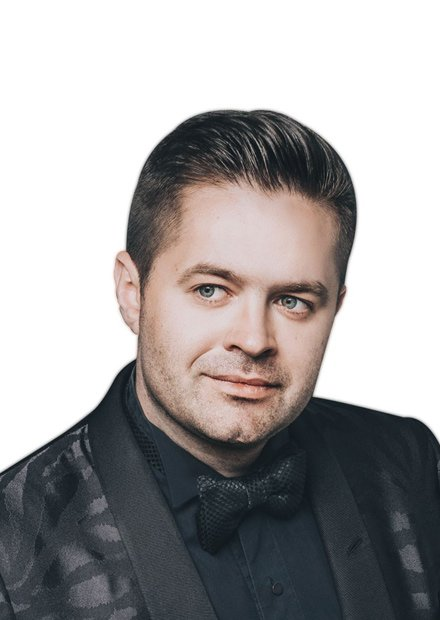 Большой сольный концерт Сергея Волчкова