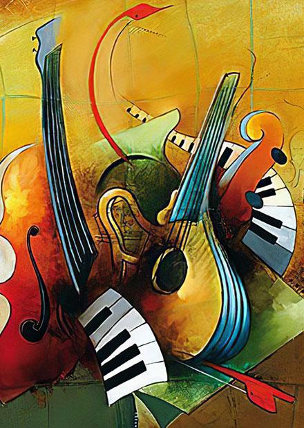 Вечер в стиле джаз и не только...