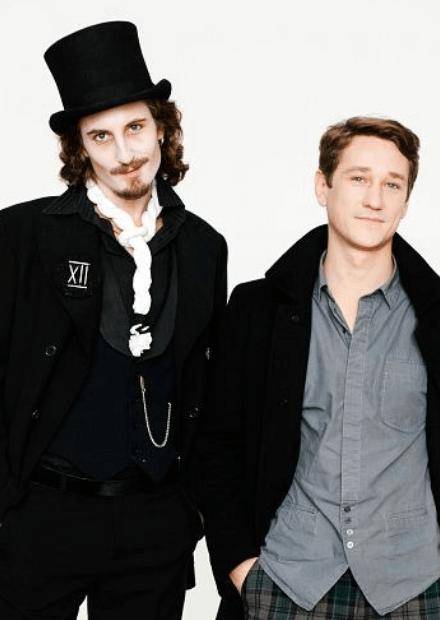 ДВУПТИХ: вечер Антона Шагина и Михаила Милькиса
