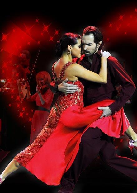 Танго страсти Астора Пьяццоллы