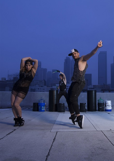 Танцевальное шоу Street Beat (США)