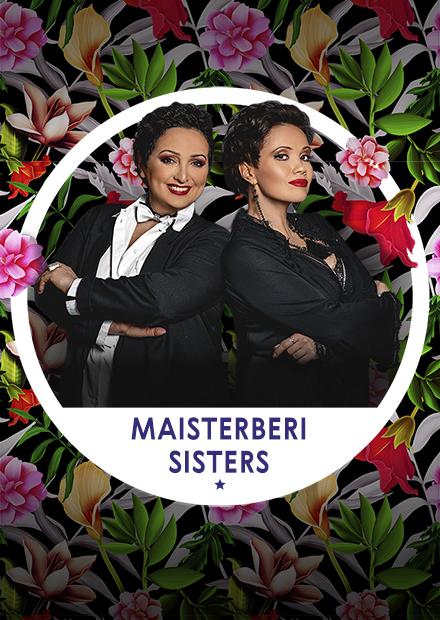 Город Джаз. MaisterBeri Sisters