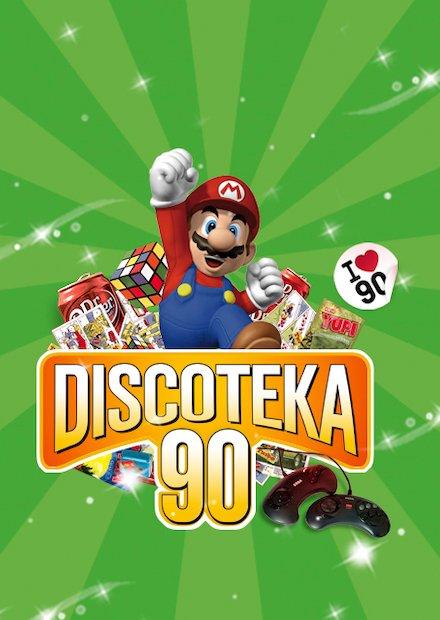 БОЛЬШАЯ DISCOTEKA 90!