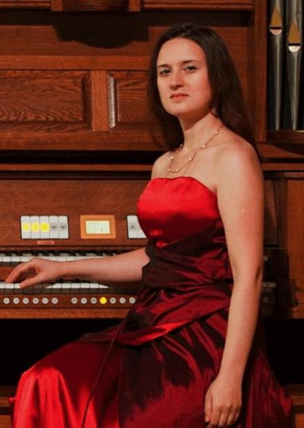 World music в Кафедральном. Орган, кельтская арфа и японская флейта