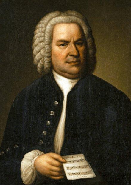 Все произведения Баха для органа