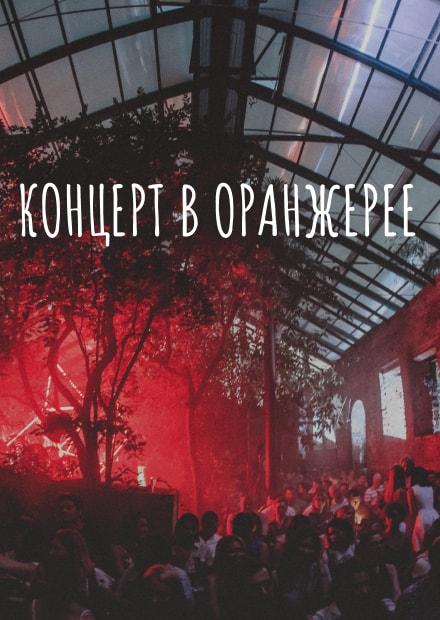 Sattva Project. Осенний концерт в оранжерее