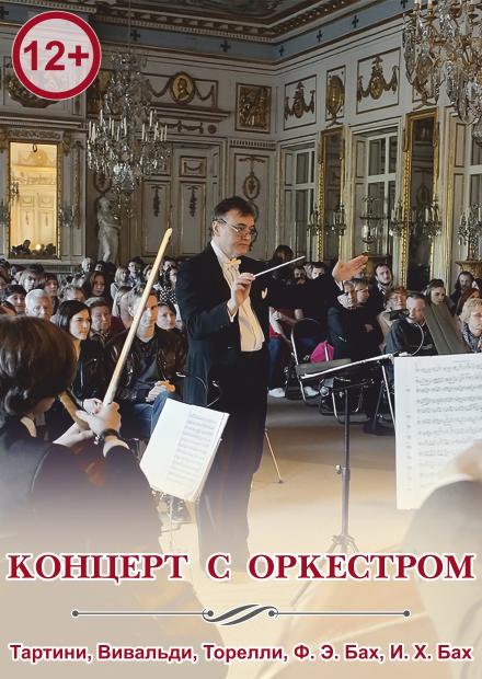 Классика в Кусково. Концерт с оркестром