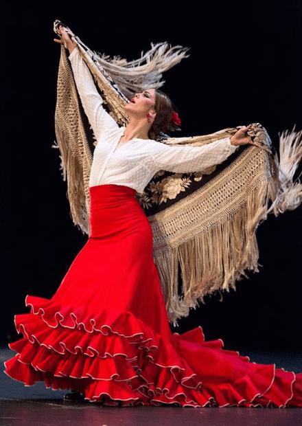 Звезды фламенко. Патрисия Герреро (Испания)