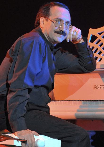 Игры в джаз с Даниилом Крамером. Д. Крамер и В. Гроховский