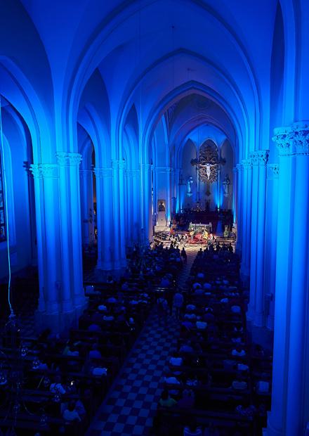 Органный вечер в соборе. Играет Алексей Паршин