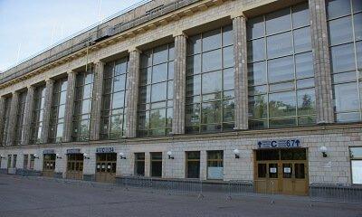 """Малая спортивная арена """"Лужники"""" (МСА)"""