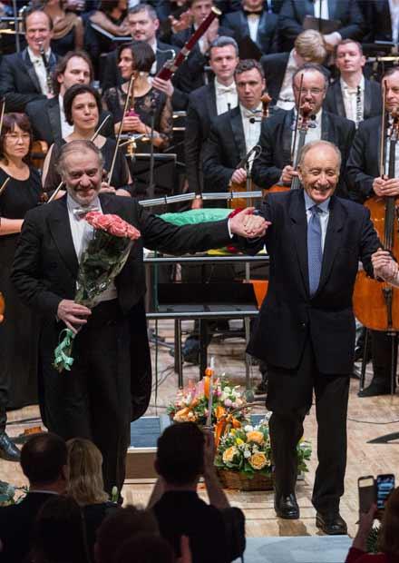 Симфонический оркестр Мариинского театра под управлением В. Гергиева