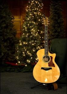 """Клуб романса """"Две гитары"""". Сказка новогоднего романса"""