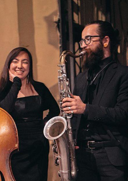 Masala Quartet