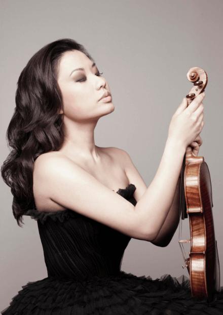 Сара Чанг (скрипка, США) и БСО им. Чайковского