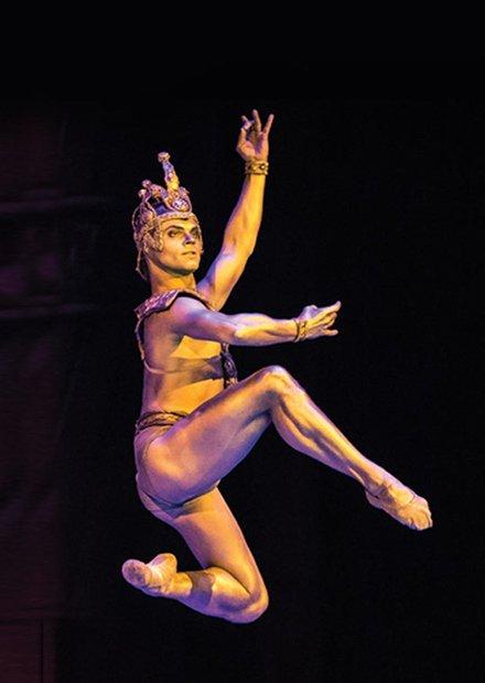 "Баядерка. Театр ""Кремлевский балет"""