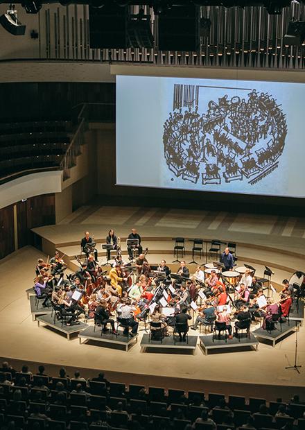 Дюссельдорфский симфонический оркестр. Персимфанс