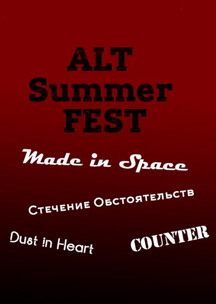 ALT SUMMER FEST