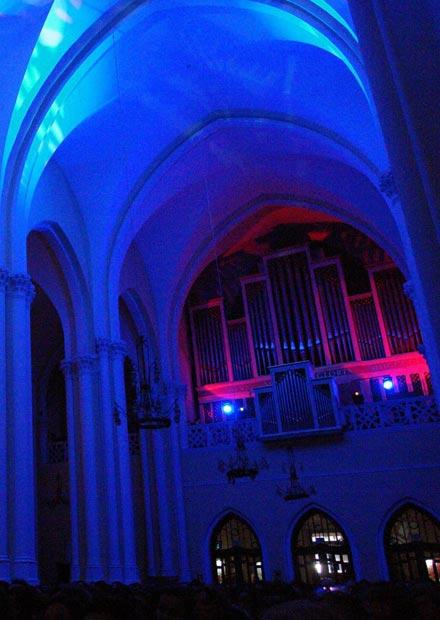 Заключительный гала-концерт Первого всероссийского дня органа