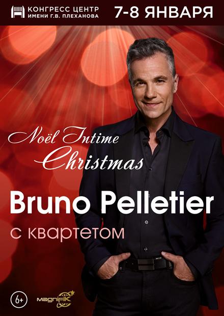 "Bruno Pelletier. ""Noёl Intime Christmas"""