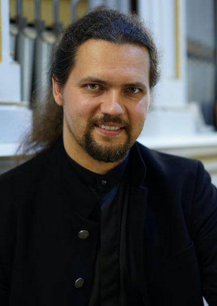 Concerto Grosso: Илья Фёлльми-Кудрявцев (орган, Швейцария)