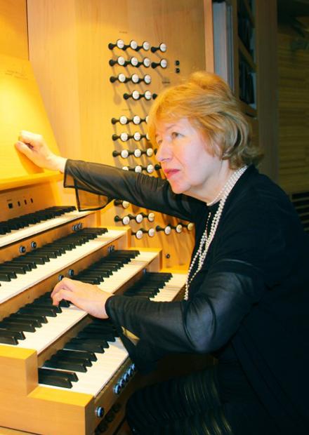 "Органная музыка Баха. ""Двенадцать хоралов"""