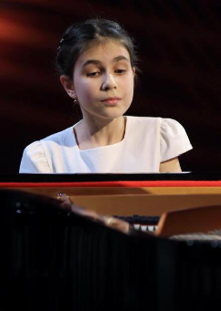 Александра Довгань. Моцарт
