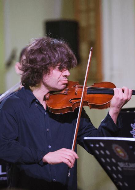 Времена года: Вивальди и Пьяццолла