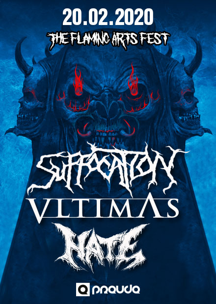 Suffocation / Vltimas / Hate