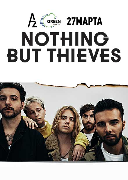 Nothing But Thieves (Санкт-Петербург)