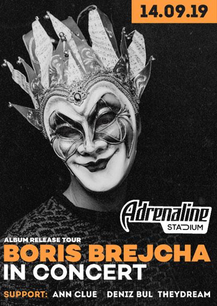 Boris Brejcha - In Concert