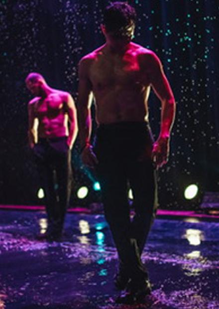 """Шоу под дождем """"Дышу тобой"""""""