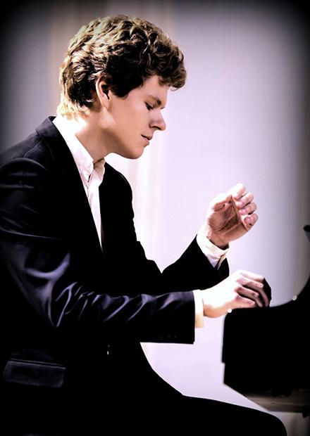 Кирилл Прокопов. Клавесин и фортепиано