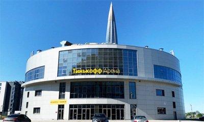 КСК «Тинькофф Арена» (Санкт-Петербург)