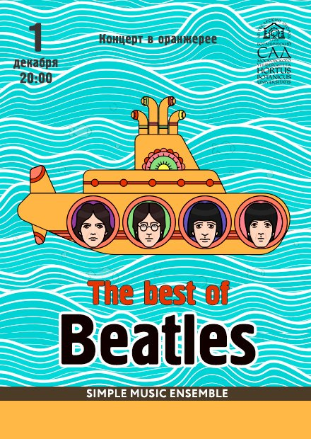 The best of Beatles