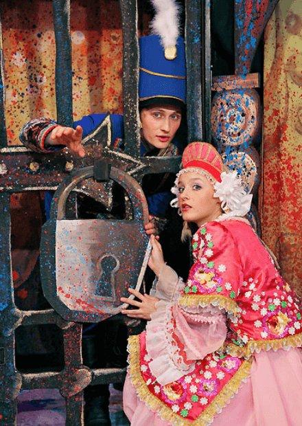 Как Соловей-разбойник... Театр Г. Чихачева