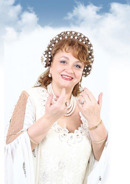 Народная артистка России Надежда Крыгина