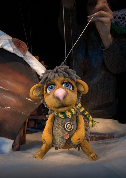 Как Ёжик и Медвежонок Новый год встречали