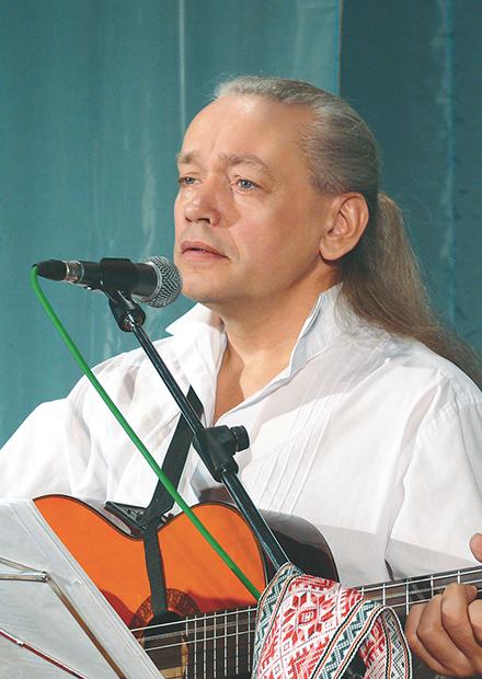 Олег Атаманов. В звёздных прожекторах