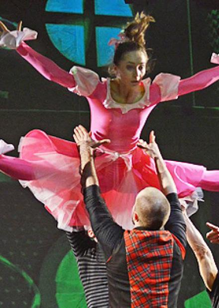 """Удивительный сон. Театр """"Новый балет"""""""