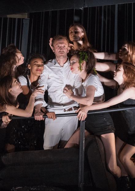 """Дон Жуан. Театр """"Сатирикон"""""""