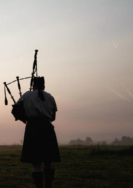 Шотландия: герои и мифы