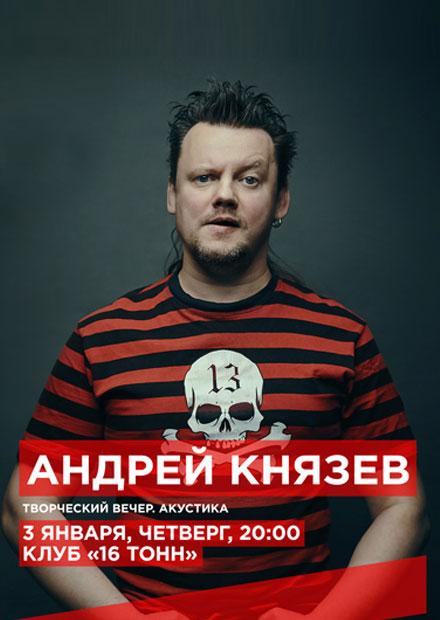 Андрей Князев. Акустика